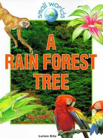 9780778701460: A Rain Forest Tree (Small Worlds)