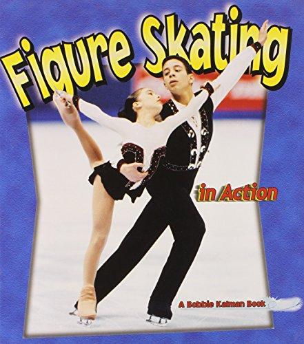 Figure Skating in Action (Hardback): Kate Calder