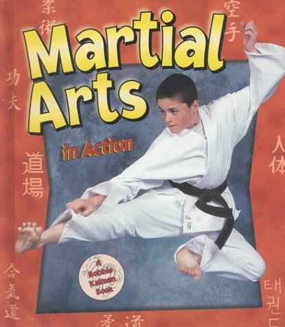 Martial Arts in Action (Sports in Action): Levigne, Heather