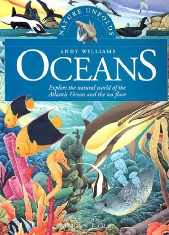 Nature Unfolds Oceans: Andy Williams, Martin
