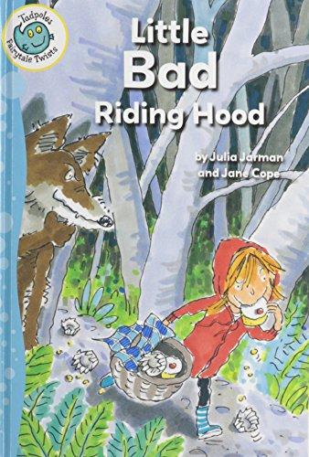 9780778704423: Little Bad Riding Hood (Tadpoles: Fairytale Twists)