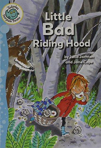 9780778704508: Little Bad Riding Hood (Tadpoles: Fairytale Twists)