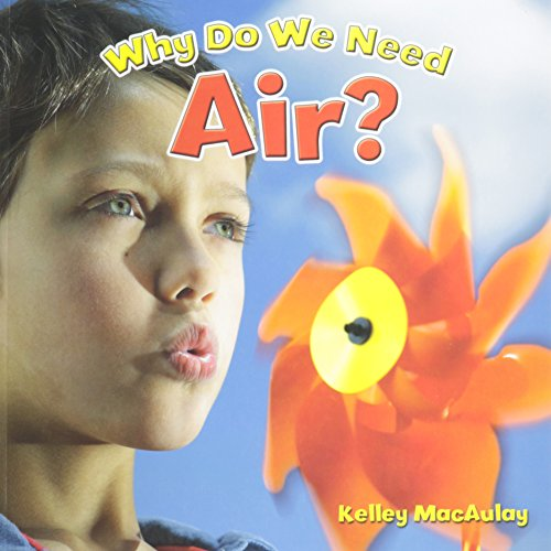 9780778704959: Why Do We Need Air? (Natural Resources Close-Up)