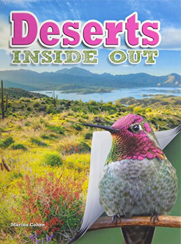 Deserts Inside Out (Library Binding): Marina Cohen