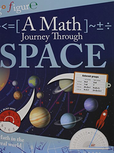 A Math Journey Through Space (Go Figure!): Anne Rooney