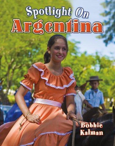 9780778708636: Spotlight on Argentina (Spotlight on My Country)