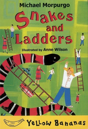 9780778709527: Snakes and Ladders (Yellow Bananas)