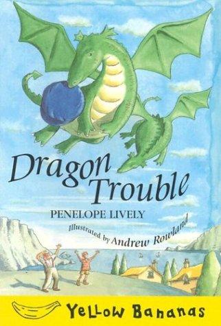 9780778709879: Dragon Trouble (Yellow Bananas)
