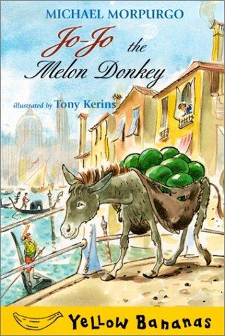 9780778709886: Jo-Jo the Melon Donkey (Yellow Bananas)
