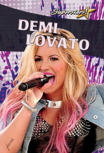 9780778710509: Demi Lovato (Superstars! (Crabtree))