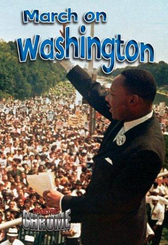 9780778711216: March on Washington (Crabtree Chrome)