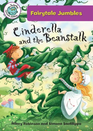 9780778711568: Cinderella and the Beanstalk (Tadpoles: Fairytale Jumbles)