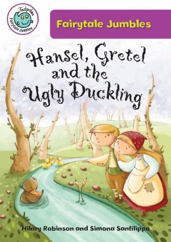 9780778711575: Hansel, Gretel, and the Ugly Duckling (Tadpoles: Fairytale Jumbles)
