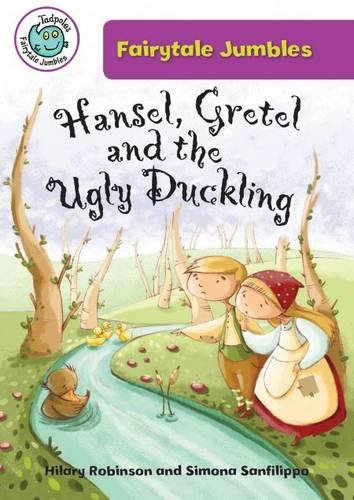9780778711667: Hansel, Gretel, and the Ugly Duckling (Tadpoles: Fairytale Jumbles)