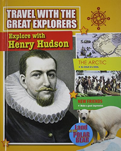 Explore with Henry Hudson (Hardcover): Tim Cooke