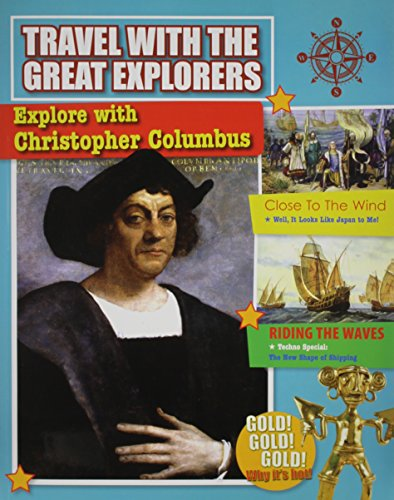 9780778712572: Explore With Christopher Columbus (Travel With the Great Explorers)