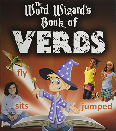 9780778713104: The Word Wizard's Book of Verbs