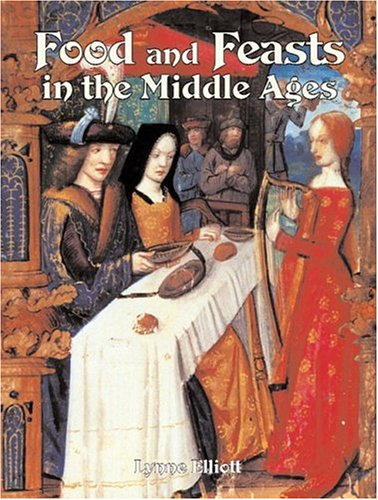 9780778713487: Food and Feasts in the Middle Ages (Medieval World)