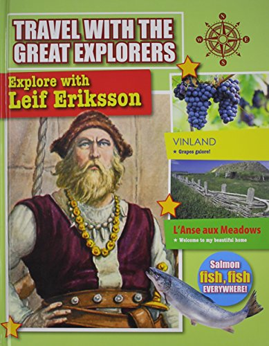 Explore with Leif Eriksson (Library Binding): Natalie Hyde
