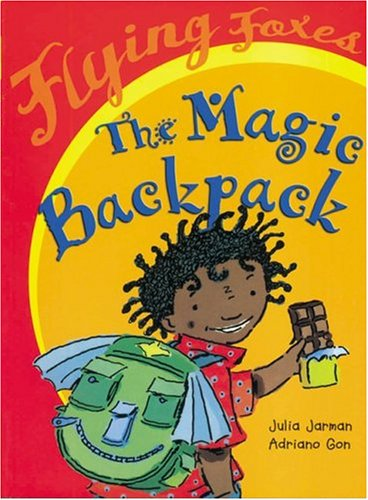 9780778714873: The Magic Backpack (Flying Foxes)