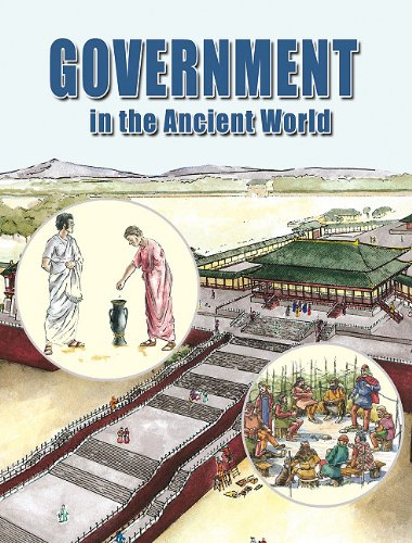 9780778717348: Government in the Ancient World (Life in the Ancient World)