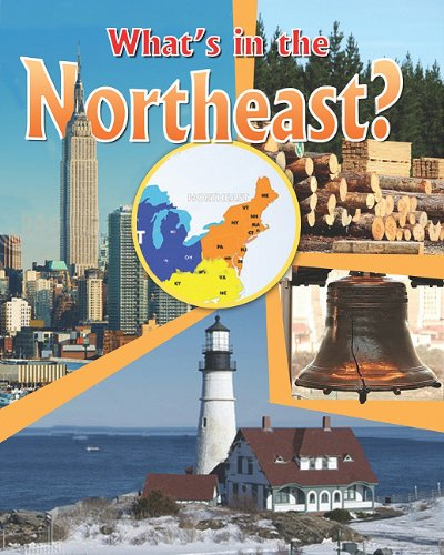 9780778718307: What's in the Northeast? (All Around the U.S.: Guided Reading: R)