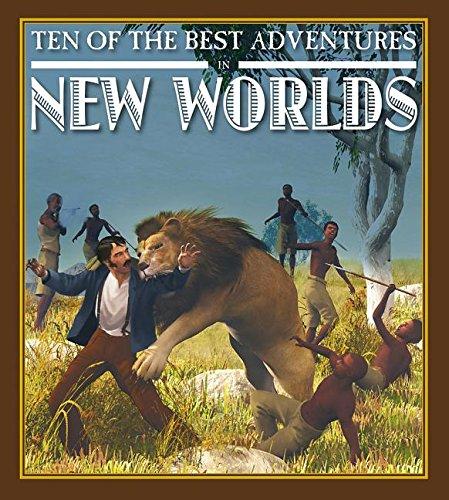 9780778718352: Ten of the Best Adventures in New Worlds (Ten of the Best: Stories of Exploration and Adventure)