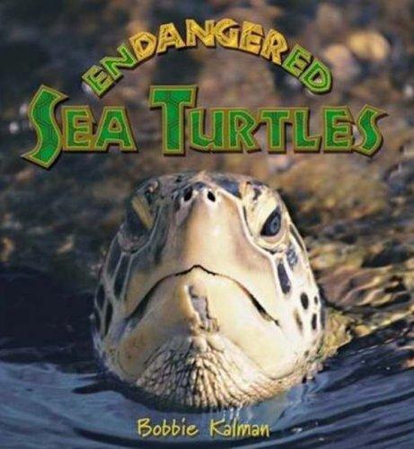 Endangered Sea Turtles (Earth's Endangered Animals): Bobbie Kalman