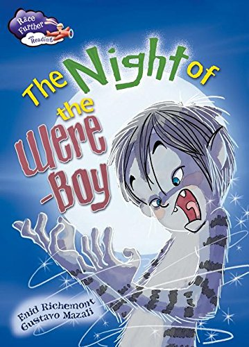 9780778721116: The Night of the Were-boy (Race Further With Reading)