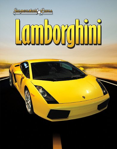9780778721444: Lamborghini (Superstar Cars)