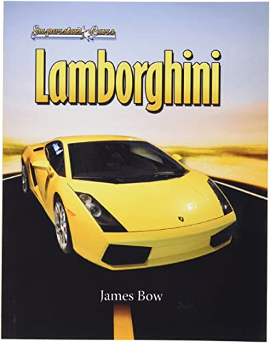 9780778721512: Lamborghini (Superstar Cars)