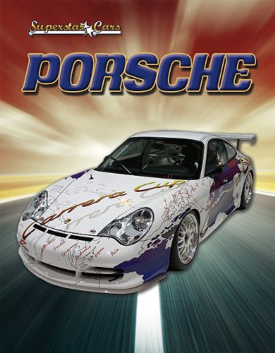9780778721536: Porsche (Superstar Cars (Paperback))
