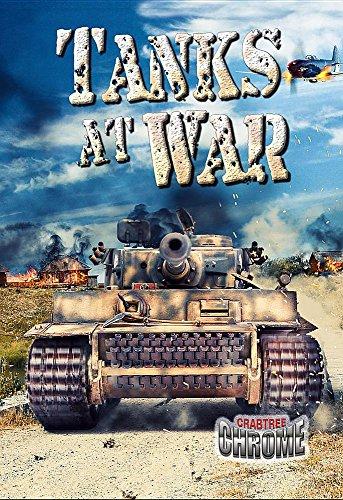 Tanks at War (Hardcover): Lynn Peppas
