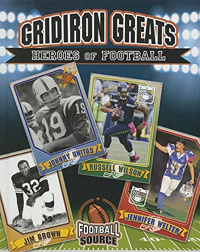 9780778722953: Gridiron Greats: Heroes of Football (Football Source)
