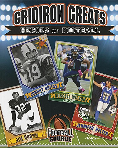 9780778723011: Gridiron Greats: Heroes of Football (Football Source)