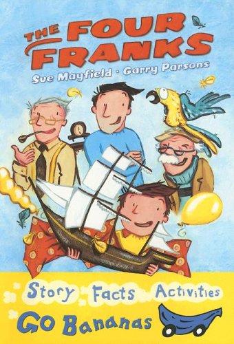 9780778726517: The Four Franks (Blue Go Bananas)