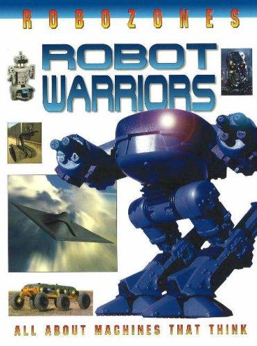 Robot Warriors (Robozones): David Jefferis