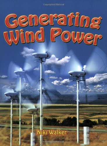 9780778729273: Generating Wind Power (Energy Revolution)