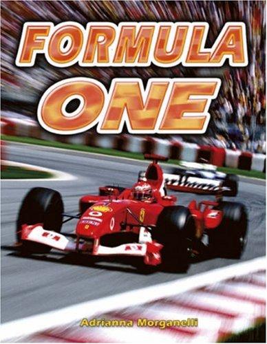 Formula One (Automania!): Morganelli, Adrianna