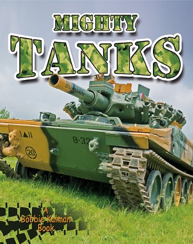 9780778730637: Mighty Tanks (Vehicles on the Move)