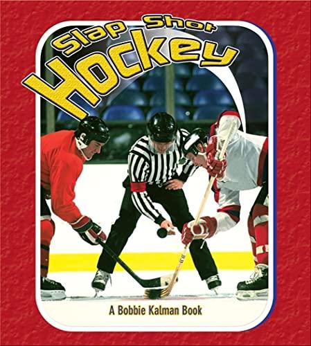 9780778731740: Slap shot Hockey (Sports Starters)