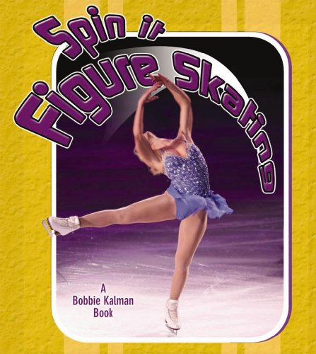 Spin It Figure Skating (Sports Starters) [Paperback]