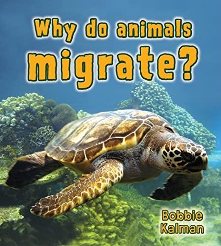 Why Do Animals Migrate? (Big Science Ideas): Bobbie Kalman