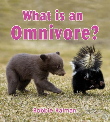 9780778732969: What Is an Omnivore? (Big Science Ideas)