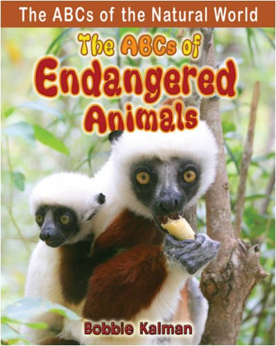 9780778734352: ABCs of Endangered Animals (ABCs of the Natural World)
