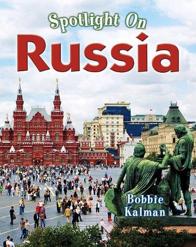 9780778734864: Spotlight on Russia (Spotlight on My Country)