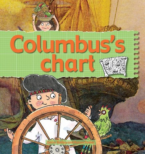 9780778737087: Columbus's Chart (Stories of Great People)