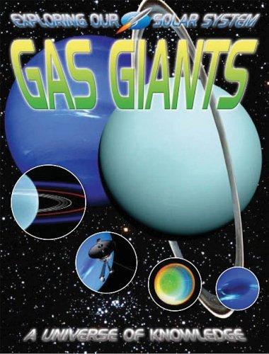 Gas Giants: Huge Far Off Worlds (Exploring: David Jefferis