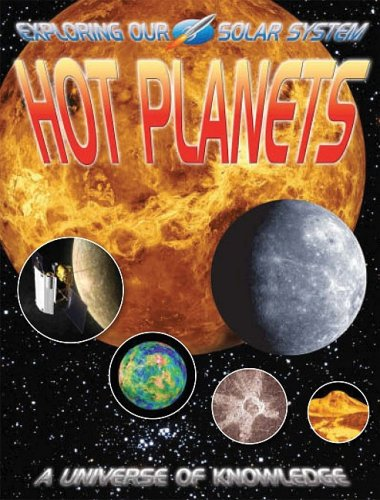 9780778737513: Hot Planets: Mercury and Venus (Exploring Our Solar System)
