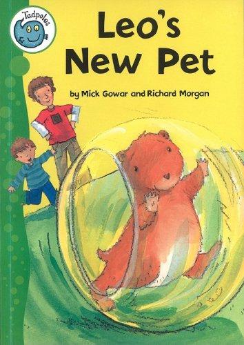Leo's New Pet (Tadpoles): Gowar, Mick
